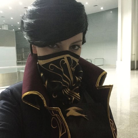 Emily Kaldwin by Amiko-chan (Dishonored) cosplay 6