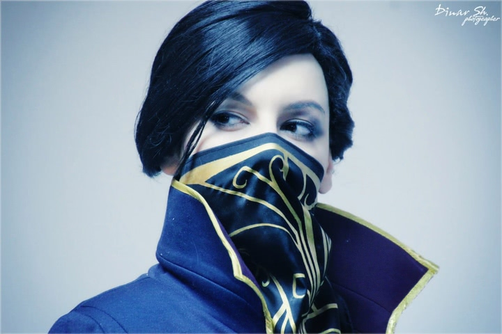 Emily Kaldwin by Amiko-chan (Dishonored) cosplay 8