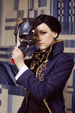 Emily Kaldwin by Amiko-chan (Dishonored) cosplay 11