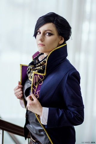 Emily Kaldwin by Amiko-chan (Dishonored) cosplay 16