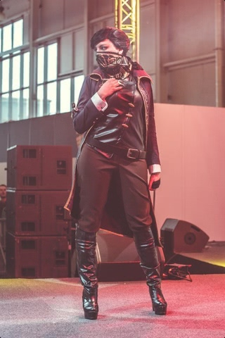 Emily Kaldwin by Amiko-chan (Dishonored) cosplay 17