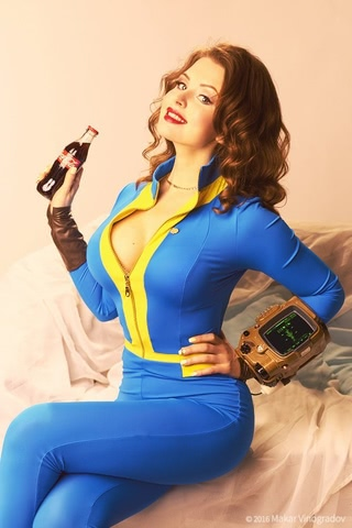 dweller by Candy (Fallout 4) cosplay 4