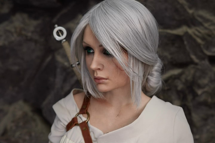 Ciri by Candy (Witcher 3) cosplay 4
