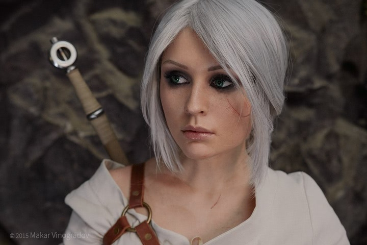 Ciri by Candy (Witcher 3) cosplay 7