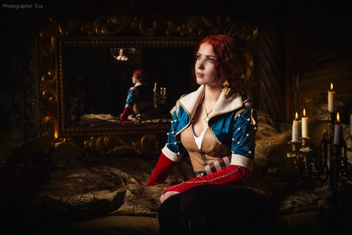 Triss by ir_mia (Witcher 3) cosplay 2