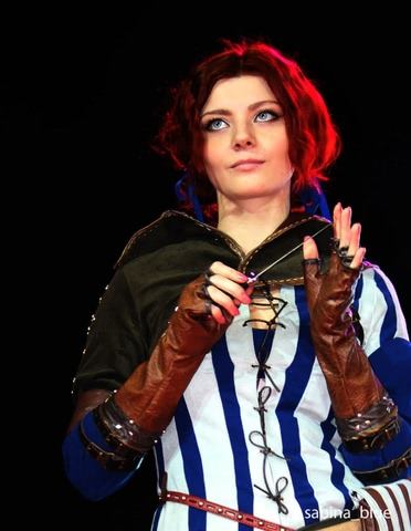 Triss by mellu (Witcher 3) cosplay 14
