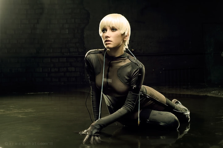 Laughing Octopus by Narga (MGS 4) cosplay 3