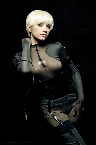 Laughing Octopus by Narga (MGS 4) cosplay 7