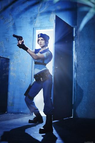 Jill Valentine by Narga-Lifestream (Resident Evil 1) cosplay 1