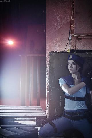 Jill Valentine by Narga-Lifestream (Resident Evil 1) cosplay 5