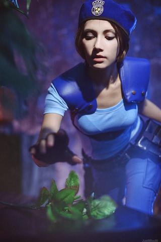 Jill Valentine by Narga-Lifestream (Resident Evil 1) cosplay 6