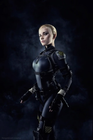 Cassie Cage by Narga-Lifestream (Mortal Kombat X) cosplay 1