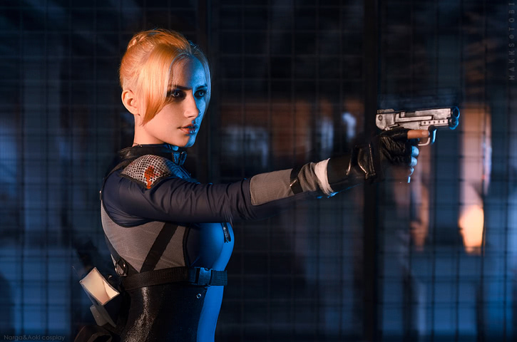 Cassie Cage by Narga-Lifestream (Mortal Kombat X) cosplay 4