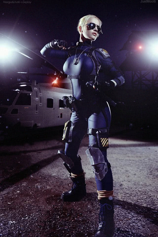 Cassie Cage by Narga-Lifestream (Mortal Kombat X) cosplay 6