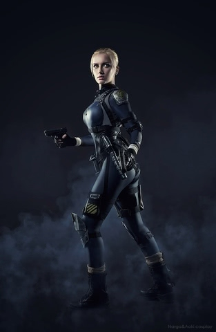 Cassie Cage by Narga-Lifestream (Mortal Kombat X) cosplay 10