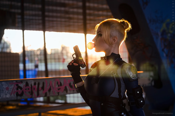 Cassie Cage by Narga-Lifestream (Mortal Kombat X) cosplay 12