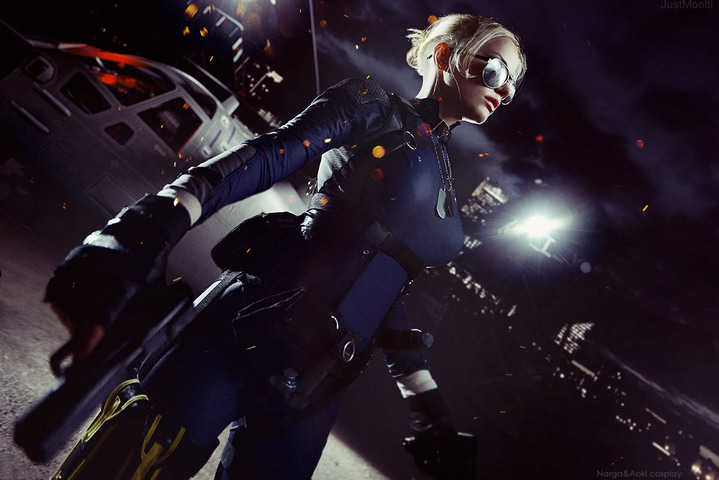 Cassie Cage by Narga-Lifestream (Mortal Kombat X) cosplay 15