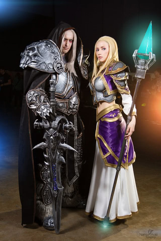 Jaina Proudmoore by Narga-Lifestream (Hearthstone Heroes of Warcraft) cosplay 4