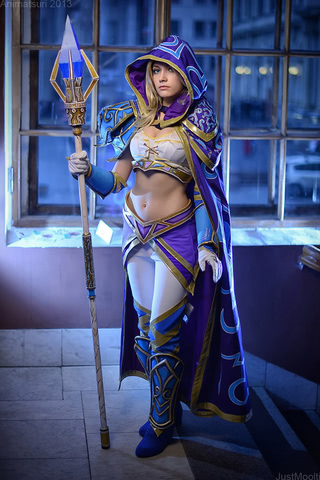 Jaina Proudmoore by Narga-Lifestream (Hearthstone Heroes of Warcraft) cosplay 6
