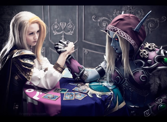 Jaina Proudmoore by Narga-Lifestream (Hearthstone Heroes of Warcraft) cosplay 7