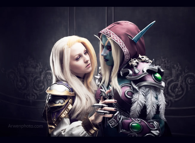 Jaina Proudmoore by Narga-Lifestream (Hearthstone Heroes of Warcraft) cosplay 8