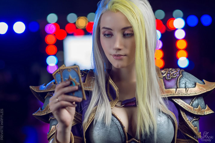 Jaina Proudmoore by Narga-Lifestream (Hearthstone Heroes of Warcraft) cosplay 11
