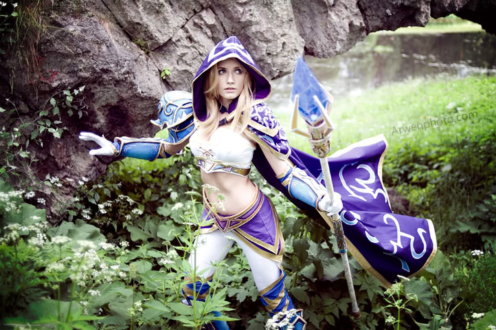 Jaina Proudmoore by Narga-Lifestream (Hearthstone Heroes of Warcraft) cosplay 12