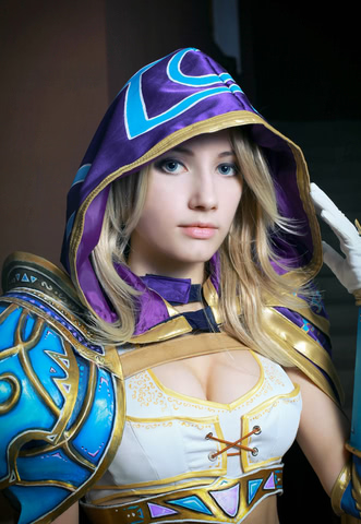 Jaina Proudmoore by Narga-Lifestream (Hearthstone Heroes of Warcraft) cosplay 13