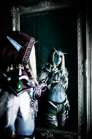 Sylvanas Windrunner by Narga-Lifestream (World of Warcraft) cosplay 1