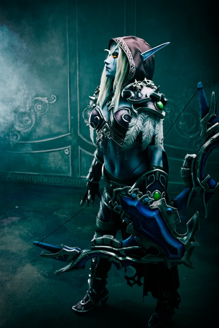 Sylvanas Windrunner by Narga-Lifestream (World of Warcraft) cosplay 2