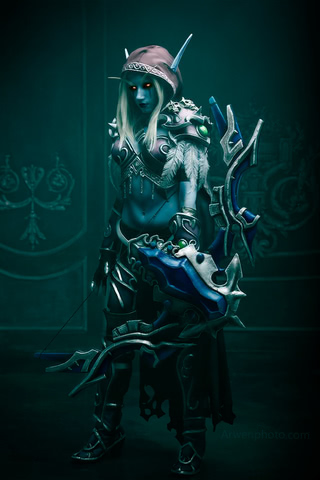 Sylvanas Windrunner by Narga-Lifestream (World of Warcraft) cosplay 3