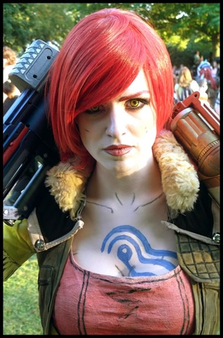 Lilith by MadameSkunk (Borderlands The Pre-Sequel) cosplay 7