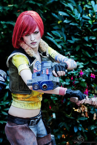 Lilith by MadameSkunk (Borderlands The Pre-Sequel) cosplay 12