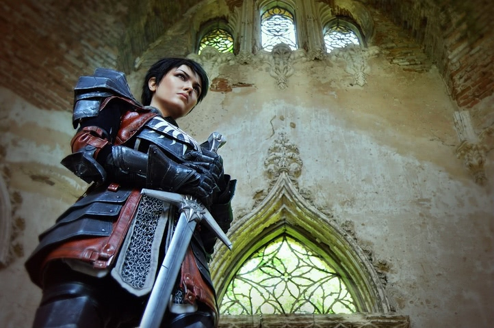 Cassandra Pentaghast by Dark Incognito (Dragon Age II) cosplay 7