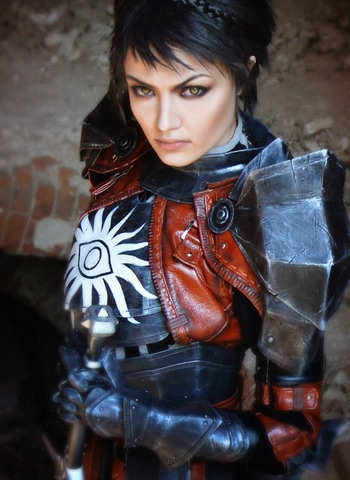 Cassandra Pentaghast by Dark Incognito (Dragon Age II) cosplay 11