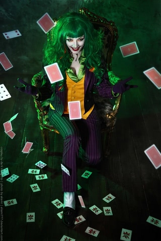 Joker by Dark Incognito (Batman) cosplay 4