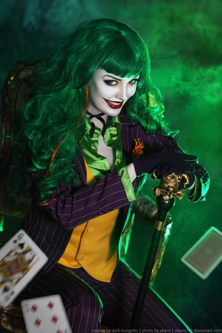 Joker by Dark Incognito (Batman) cosplay 10