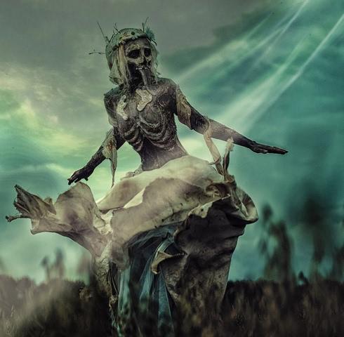 Noonwraith by Elena Samko (Witcher 3) cosplay 5