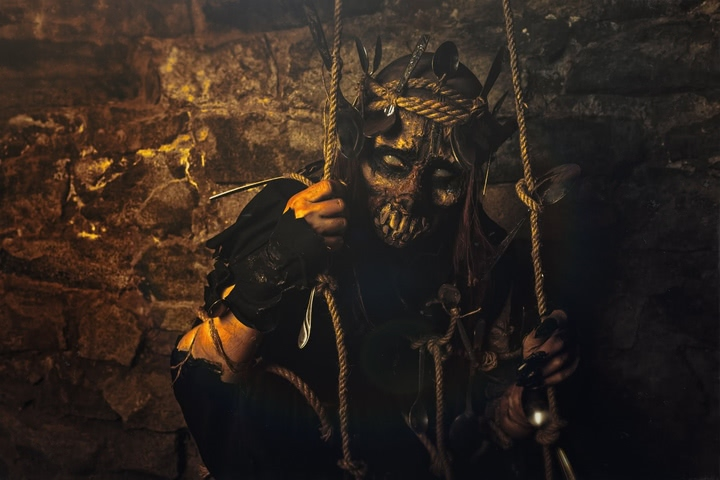 Spotted Wight by Samko_Cosplay (Witcher 3) cosplay 5
