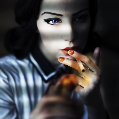 Elizabeth by Yukipozdeady (Bioshock Infinite Burial at sea) cosplay 1