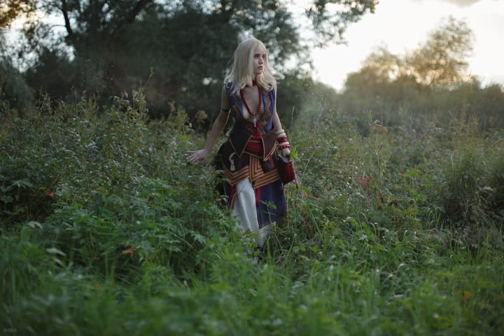 Keira Metz by Lyumos (Witcher 3) cosplay 5