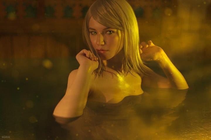 Keira Metz by Lyumos (Witcher 3) cosplay 10