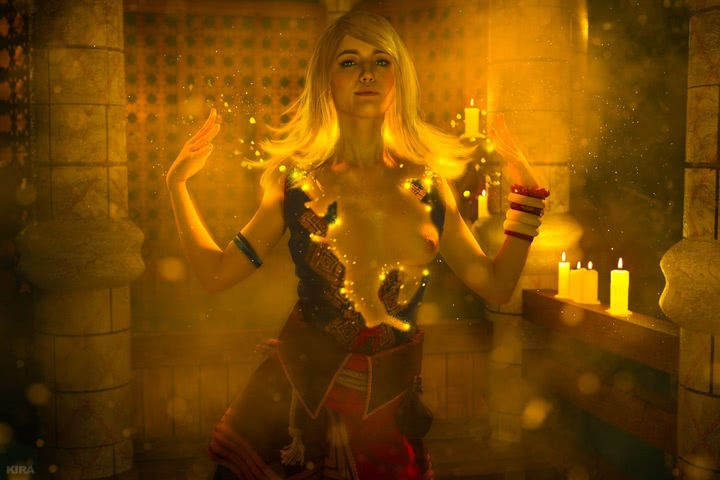 Keira Metz by Lyumos (Witcher 3) cosplay 13