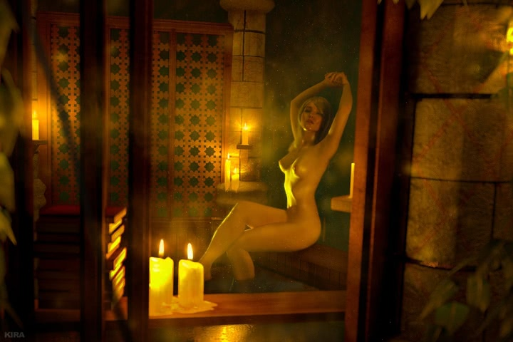 Keira Metz by Lyumos (Witcher 3) cosplay 18
