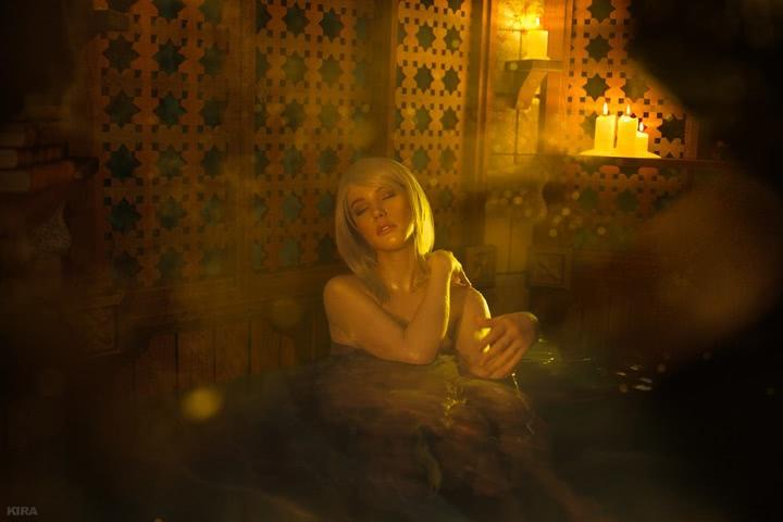 Keira Metz by Lyumos (Witcher 3) cosplay 20