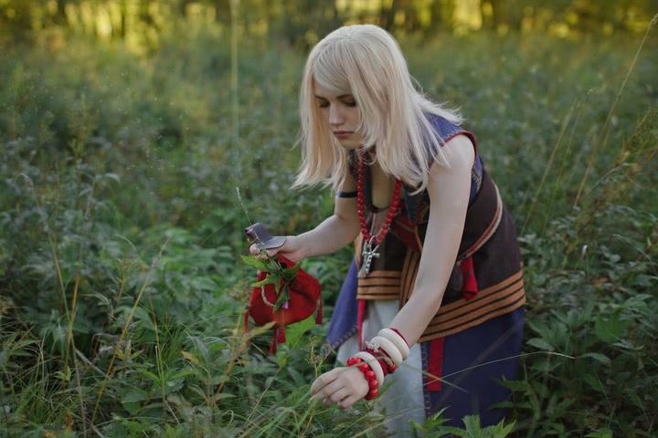 Keira Metz by Lyumos (Witcher 3) cosplay 31