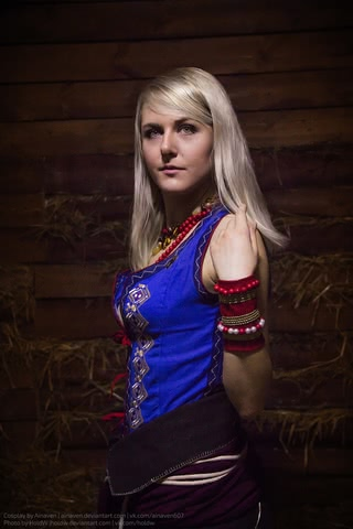 Keira cosplay (The witcher 3) by Ainaven 2