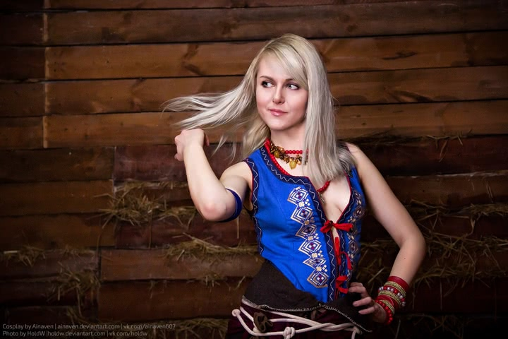 Keira cosplay (The witcher 3) by Ainaven 6