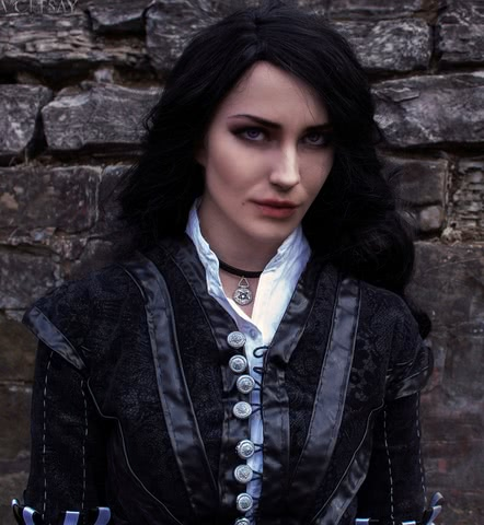 Yen cosplay (The witcher 3) by zoevoltsay 5