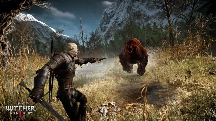 witcher 3 official screenshots 2
